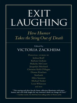 cover image of Exit Laughing