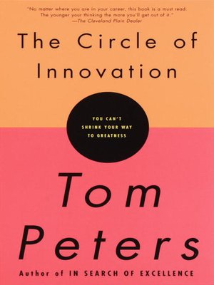 cover image of The Circle of Innovation