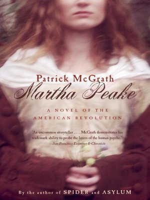 cover image of Martha Peake