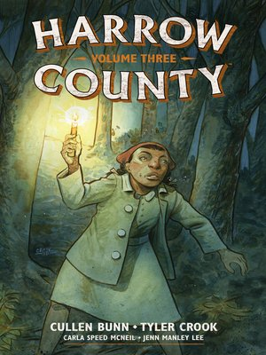cover image of Harrow County (2015), Volume 3