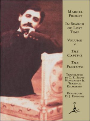 cover image of In Search of Lost Time, Volume V