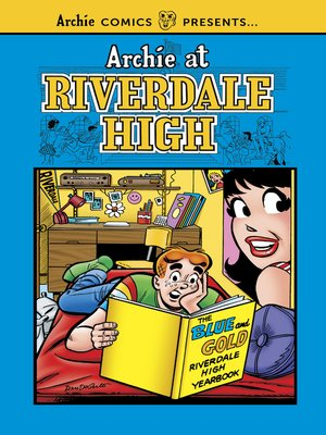 cover image of Archie at Riverdale High Volume 1