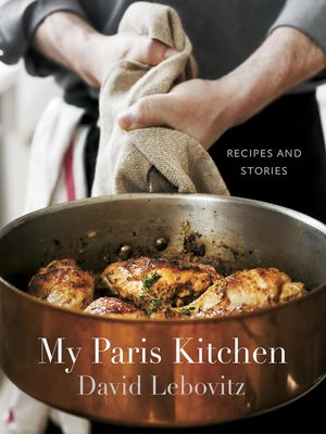 cover image of My Paris Kitchen