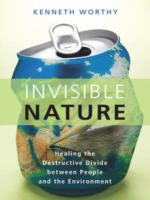 cover image of Invisible Nature