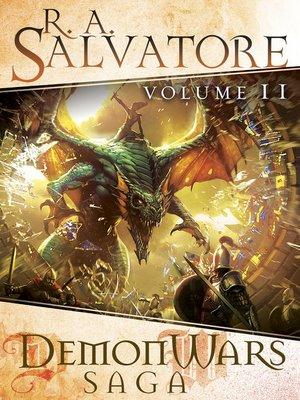 cover image of DemonWars Saga Volume 2