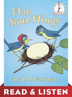 cover image of Flap Your Wings
