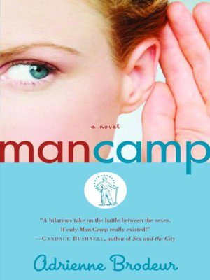 cover image of Man Camp