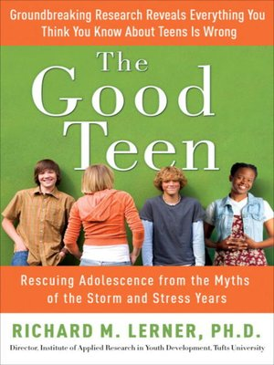 cover image of The Good Teen