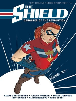 cover image of The Shield, Volume 1