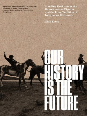 cover image of Our History Is the Future