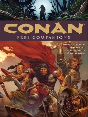 cover image of Conan, Volume 9
