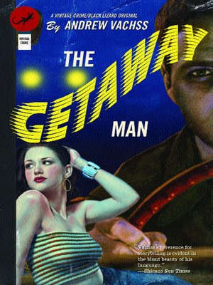cover image of The Getaway Man