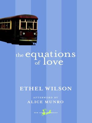 cover image of The Equations of Love