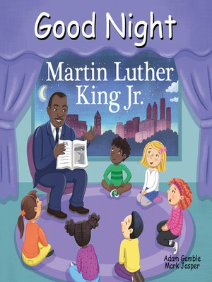 cover image of Good Night Martin Luther King Jr.