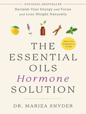 cover image of The Essential Oils Hormone Solution