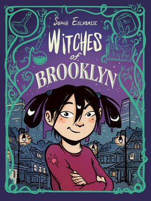 cover image of Witches of Brooklyn