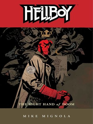 cover image of Hellboy (1994), Volume 4