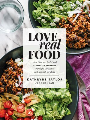 cover image of Love Real Food