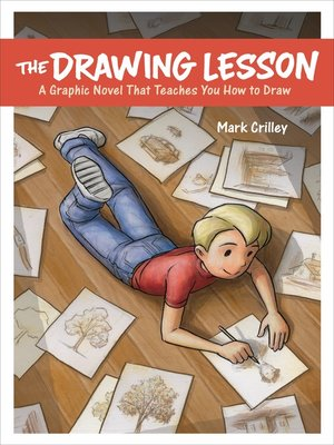 cover image of The Drawing Lesson