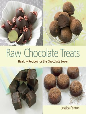 cover image of Raw Chocolate Treats