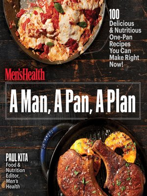 cover image of A Man, a Pan, a Plan
