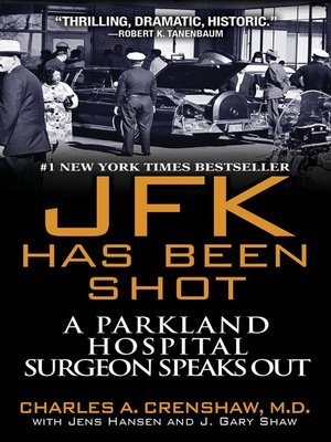 cover image of JFK Has Been Shot