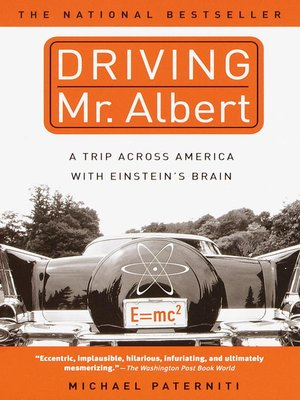 cover image of Driving Mr. Albert