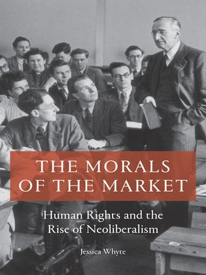 cover image of The Morals of the Market