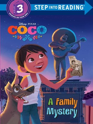 cover image of A Family Mystery (Disney/Pixar Coco)