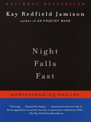 cover image of Night Falls Fast