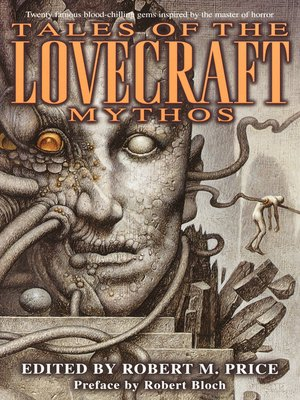 cover image of Tales of the Lovecraft Mythos