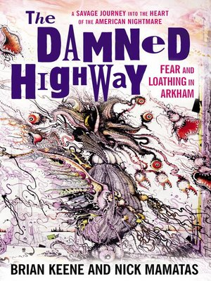 cover image of The Damned Highway