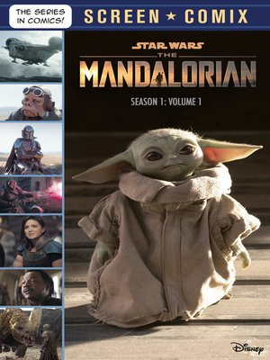 cover image of The Mandalorian