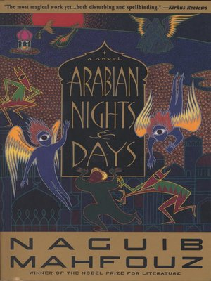 cover image of Arabian Nights and Days