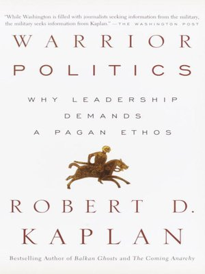 cover image of Warrior Politics