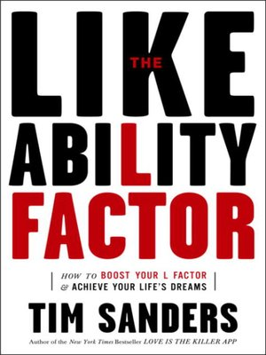 cover image of The Likeability Factor