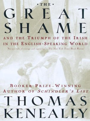 cover image of The Great Shame