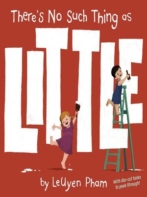 cover image of There's No Such Thing as Little