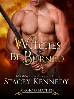 cover image of Witches Be Burned