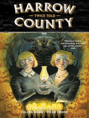 cover image of Harrow County (2015), Volume 2
