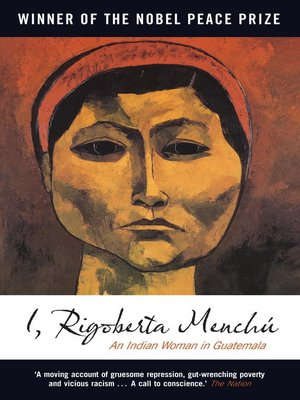 cover image of I, Rigoberta Menchu