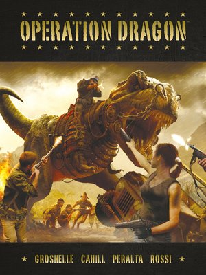 cover image of Operation Dragon