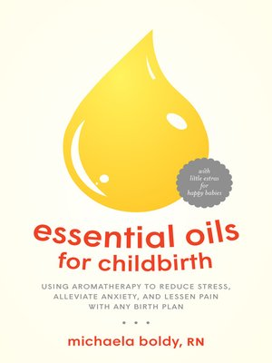 cover image of Essential Oils for Childbirth