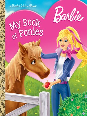 cover image of My Book of Ponies