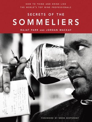 cover image of Secrets of the Sommeliers