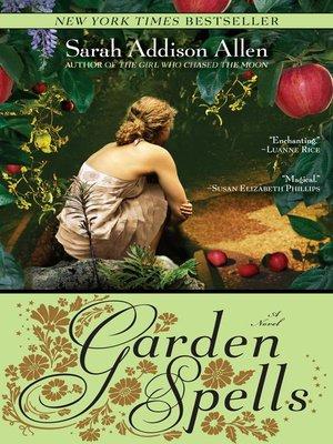 cover image of Garden Spells
