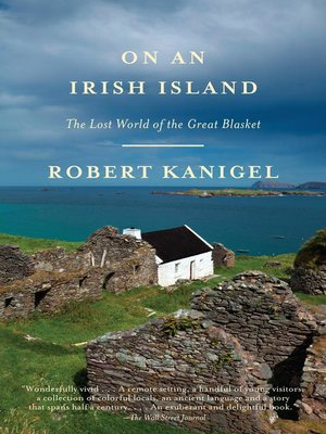 cover image of On an Irish Island