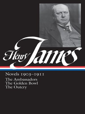 cover image of Henry James