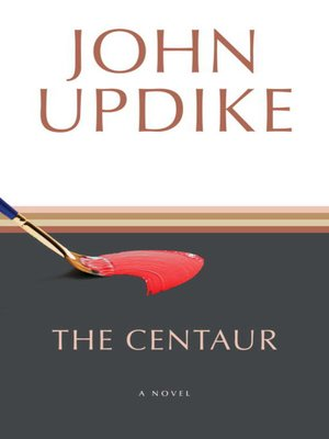 cover image of The Centaur