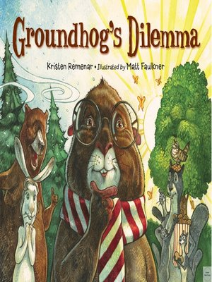 cover image of Groundhog's Dilemma